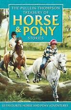Pullein-Thompson del Tesoro de Caballo y Pony historias pullein-Thompson Christine