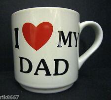 virtually a Pint Pot Or Mug I Love My Dad Stoneware