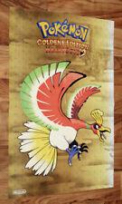 Pokémon Pokemon Golden Edition Heart Gold Rare Poster 58x39cm Nintendo GBC