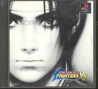 USED PS1 PS  The King of Fighters 98 DREAM MATCH NEVER ENDS SLPM-86201