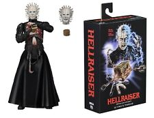 """Hellraiser Ultimate Pinhead 7"""" Scale Action Figure Neca Official In Stock"""