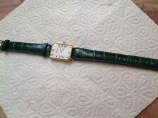 Orologio vintage in oro 18kt, anni '70.