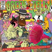 Green Jelly - Musick to Insult Your Intellegence By [New CD]