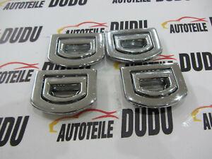 VW Audi Skoda Zurröse Verzurröse 4x Halterungen Halter 1K0864203 Orginal