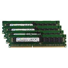 8GB 16GB 32/64GB PC3-14900R 1RX4 DDR3-1866 Mhz Reg RAM servidor de código error-correcting registrado Lote