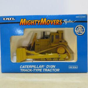 Ertl Catepillar D10N Crawler, Might Mover 1/50 CAT-2436-B