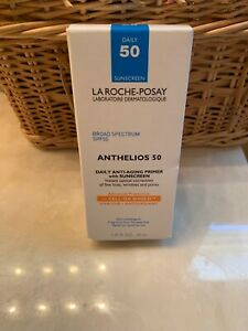 La Roche-Posay Anthelios 50 Daily Anti-Aging Primer with Sunscreen Cream