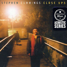 ~~NEW~~Close Ups by Stephen Cummings (CD, Aug-2004, Liberation)SPORTS ~SEALED!!