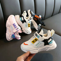 New Fashion Children's Trainers Lightweight Outdoor Sports Shoes Casual Shoes