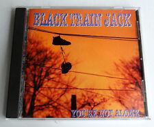 Black Train Jack - You're Not Alone (CD, 1994, Roadrunner Records)