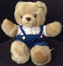 "12"" VINTAGE EDEN BABY TEDDY BEAR STUFFED ANIMAL PLUSH TOY"