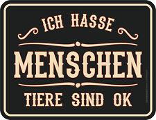 Angler Schild Männer Geschenk Blechschild bedruckt Angeln Sport mit Bier