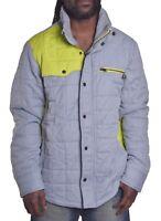 Hurley Mens $89 Covert Shredder Button Full Zip Jacket Size Medium