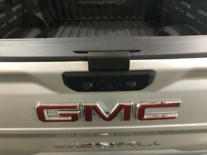 Pro-tailgate Protector fits 2019-2021 2500/3500 GMC Truck w/ multi-pro tailgate