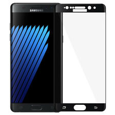 AMZER Tempered Glass HD Edge2Edge Black Screen Protector For GALAXY Note7 FE Fan
