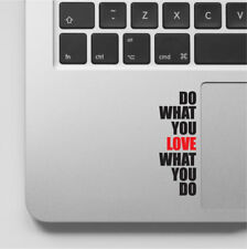 Wall Stickers custom do what you love decal new for laptop car macbook