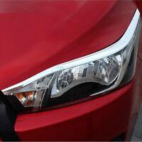 For Toyota Yaris XP150 hatchback 5door 2014-2016 Front Head light lamp Cover