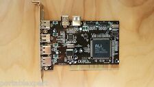 ALI M5271 PCI 6-Port USB 2.0 Firewire 1394A Adapter