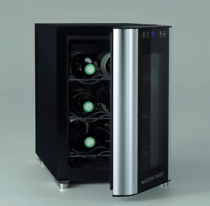 CAVIST à Boissons Frigo C6 / 37,8 CM 6 Bouteilles Réfrigérateur La 3 Étagères