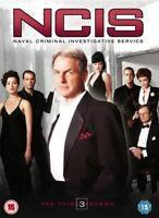 NCIS COMPLETE SERIES 3 DVD 3rd Third Season Three Original UK Release R2