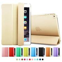 Smart Magnetic Leather Case Stand Cover for Apple iPad 2017,2018 9.7 5Th 6TH GEN