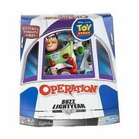 Disney Toy Story Buzz Lightyear Opération Classique Jeu Hasbro Jeu