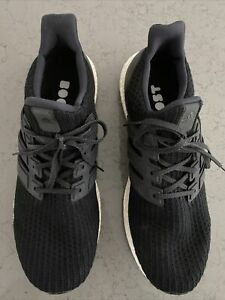 Adidas Ultra Boost 4.0, Core Black, Size 12, Men's Running Shoes