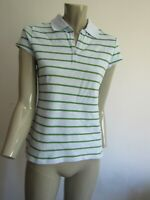 """ESPRIT"" TOP TUNIQUE POLO EN COTON T.M = 38/40  V/MESURES"