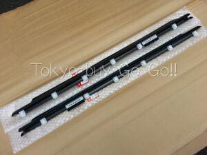 Honda S2000 Door Window Molding RH & LH Set NEW Genuine OEM Parts 2000-09