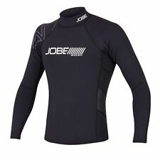 Jobe Progress Rash Guard Neoprene Long Neo Sleeve Men Black Surf Kite N 6