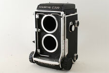 [EXC+++++!!!] Mamiya C220 Professional TLR Camera Body From JAPAN #203