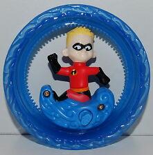 "2004 Dash Complete 4"" McDonald's Action Figure #4 Disney Pixar Incredibles"