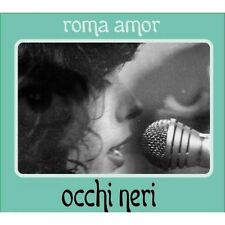 Roma AMOR-OCCHI NERI CD IANVA spirito FRONT varunna Camerata Mediolanense