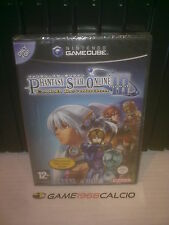 PHANTASY STAR ONLINE EPISODE III - NINTENDO GAME CUBE - NUOVO NEW SEALED PAL
