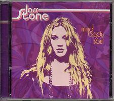 "JOSS STONE ""MIND, BODY & SOUL"" CD 2004 curve emi"