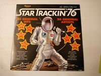 Ronco Presents Star Trackin' '76 - Various Artists Vinyl LP 1976