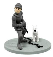 Figura Tintín Escena Caja Tintin Armadura Estado Tipo Del Nuevo Caja Original