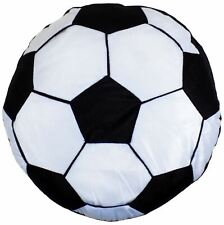 Catherine Lansfield Kids It's a Goal Multi FC Football Shaped Cushion Official