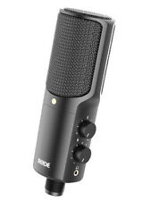 Rode Nt-usb Podcast Microphone With Pop Filter & Stand