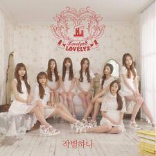 LOVELYZ -LOVELYZ8 1st Mini Album CD,Photo Card,Photo Booklet Sealed