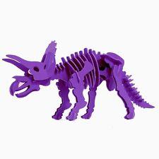 Boneyard Pets Triceratops - Purple