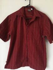 Boys Ripcurl Short Sleeve Shirt Size 14