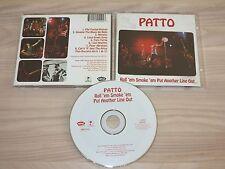 Patto CD - Roll 'Em Smoke 'Em Put Another Sortie De Ligne / EDSEL NEUF