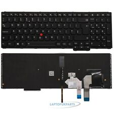 REPLACE LENOVO YOGA 15 ThinkPad S5 S5-531 BACKLIT KEYBOARD UK 00HW679 SN20E75404