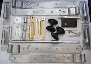 Garage Door Hinge Fixing Kit