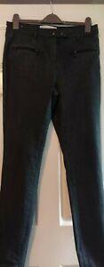 NEXT Skinny Patterned Stretch Jeans 14 XL (extra long) Comfy vgc slight shine