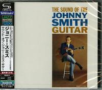 JOHNNY SMITH-THE SOUND OF THE JOHNNY SMITH GUITAR-JAPAN SHM-CD C15