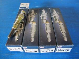 4 Candles Of Preheating BERU For: Nissan: Pick-Up 2.3 D, Urvan 2.3D