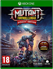 Mutant Football League Dynasty Edition Xbox One