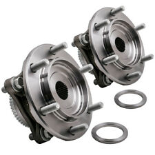 2x for Toyota Hilux Front Wheel Bearing Hub Hubs Assembly GGN25R KUN26R 6 Studs
